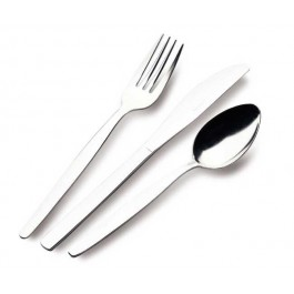 Pattern A Pastry Fork 18/0 Stainless Steel, Satin Handle DISCON