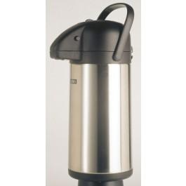 Pump Dispenser 1.9 litres Satin finish, shatterproof interior