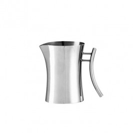 Bamboo Milk Pot 25cl 18/10 Stainless Steel