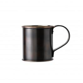 Copper Antique Mug Nickel Lining 36cl