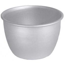Pudding Basin 17.5cl Anodised Aluminium, rolled edge, 7.2cm diameter