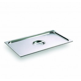 Bourgeat Gastronorm Lid with handle 17.6 x 10.8cm 1/9 Slotted Cover
