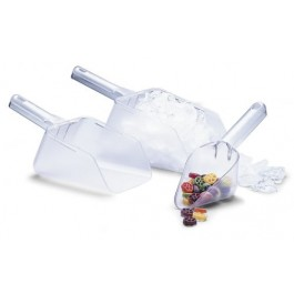 Scoop 182cl Clear, Polycarbonate