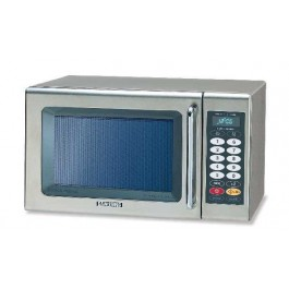 Samsung Microwave, 26 Litres, 51.7 x 41.2 x 29.7cm, 1100watt Microwave Output, 20 Programmable Controls, 5 Power Levels, Plug Ready, Side Hinged Door, Stainless Steel Exterior and Interior, 3 Year Parts & Labour Warranty