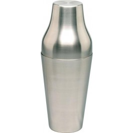 DTCBAR - Cocktail shaker 62cl 2 piece brushed