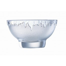 Petite Frosted Edge Sundae Bowl 20cl