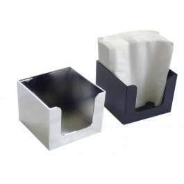 Cocktail napkin dispenser Black