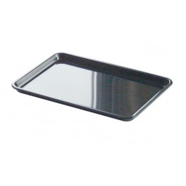 Tip tray Plain black