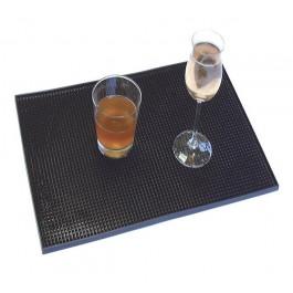 Bar Mat - Black (45.75 x 30.5cm)