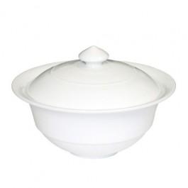Aura Lidded Bowl Base 17cm