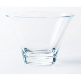 Purity Oval bowl (glass) 12cm