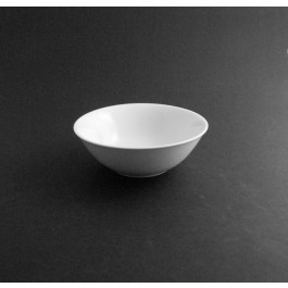 Value Whiteware Oatmeal Bowl 16cm DISCON