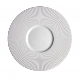 Steelite Willow Gourmet Plate Small Well 28.5cm