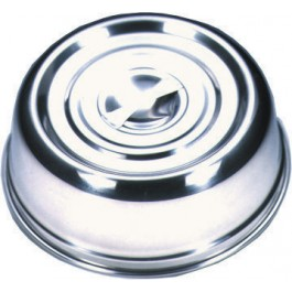 Plate Cover 25.4cm Stainless Steel