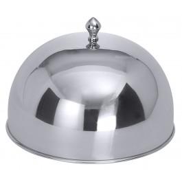 Cloche Stainless Steel Knob Heavy Gauge 18/10 Stainless Steel 30cm