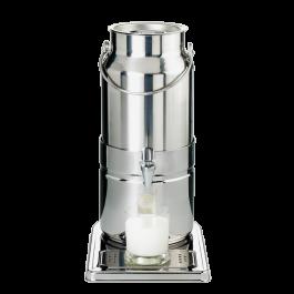 Chilled Milk Dispenser 5 Litre 18/10 Stainless Steel