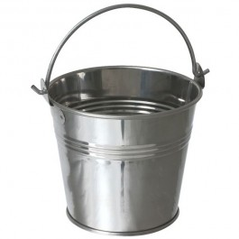 Serving Bucket 11 x 12cm (H x D) 80cl Stainless Steel