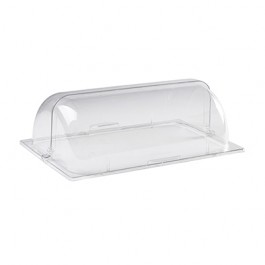 Polycarbonate Roll Top Tray Cover GN 1/1
