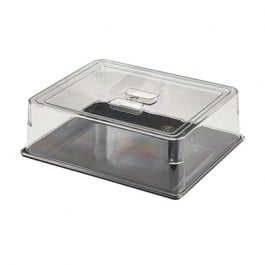 Polycarbonate Handed Tray Cover GN 1/2