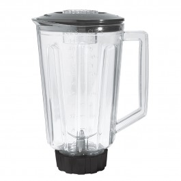Spare Container for 908 Bar Blender cm 1.3 Litres Polycarbonate