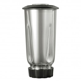 Spare Container for 908 Bar Blender cm 0.9 Litres Stainless Steel