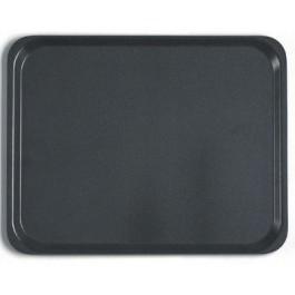 Cambro Capri Laminated Smooth Surface Tray Charcoal Granite 20 x 28cm
