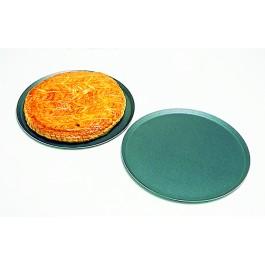 Matfer Baking Sheet Round Aluminium Non Stick 24cm