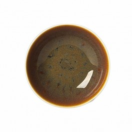 Steelite Art Glaze Caramel Coupe Bowl 30cm