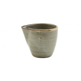 Terra Porcelain Grey Jug 9cl