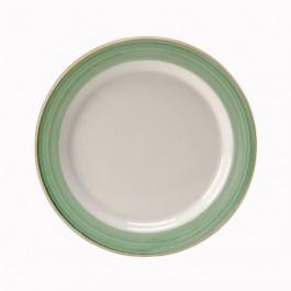 Steelite Rio Green Plate Slimline 15.75cm