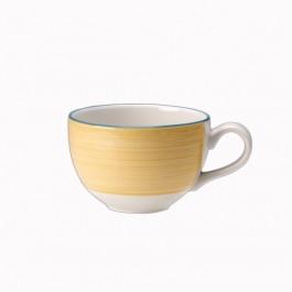 Steelite Rio Yellow Low Cup Empire 22.75cl