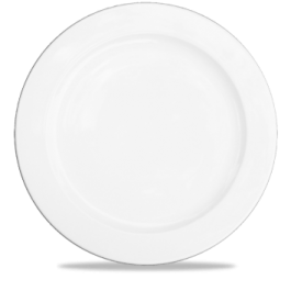 Churchill Alchemy White Plate 23cm