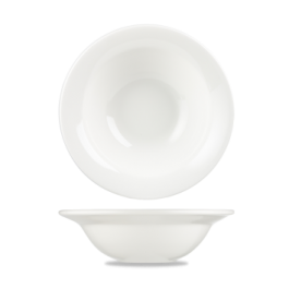 Churchill Alchemy White Round Bowl 19.5cm