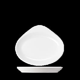 Churchill Alchemy Cook & Serve Oval Dish 16.2cm