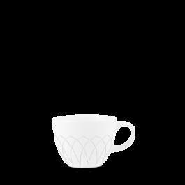 Churchill Alchemy Jardin Tea / Coffee Cup H: 6cm Dia: 10cm 22cl