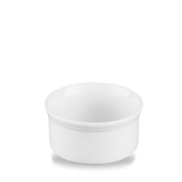 Churchill Cookware White Souffle Dish 10cm 34cl