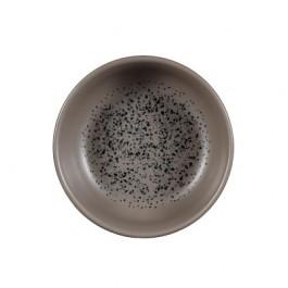 Churchill Menu Shades Caldera Flint Grey Bowl 13.3cm