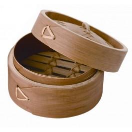 Dim Sum Steamer Basket Lid, 10.16cm