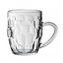 Dimple Tankard Panelled 29cl