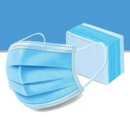 3 Ply Earloop Disposable Mask Three Layer