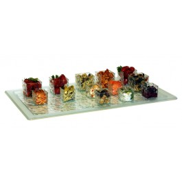Glazz Full Size Gastronorm Platter 53 x 32.5 x 1.5cm