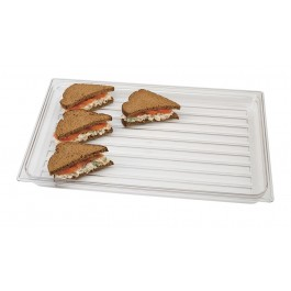 Cambro Camwear Polycarbonate Display Tray 30.5 x 50.8cm