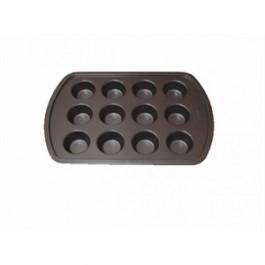 Muffin Tray 12 Cup Non stick 39 x 26.5 x 3.8cm. 7cm diameter cups