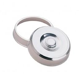 Vogue Plate Ring Aluminium 20cm