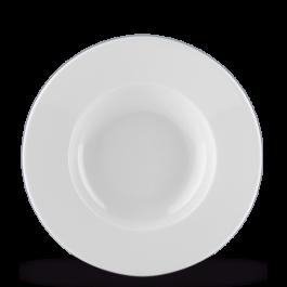 Fine Dining Plate Deep 28cm