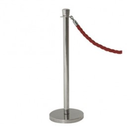 Barrier Post Stainless Steel