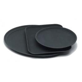 Tray 45.75 x 66cm Black, Non Slip