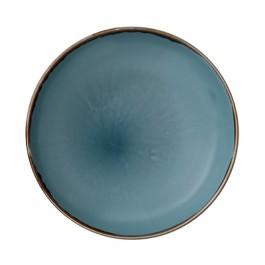 Dudson Harvest Blue Coupe Bowl 24.8cm 113.6cl