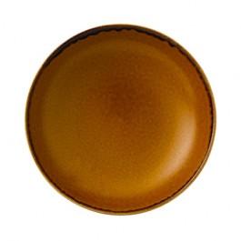 Dudson Harvest Brown Coupe Bowl 24.8cm 113.6cl