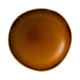 Dudson Harvest Brown Trace Organic Bowl 25.3cm 110cl